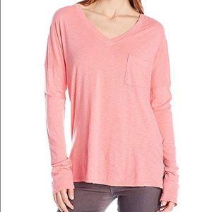 Nation LTD long sleeve T-shirt. New. XS